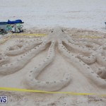 Sand Sculpture Competition Horseshoe Bay Beach Bermuda, September 5 2015-12