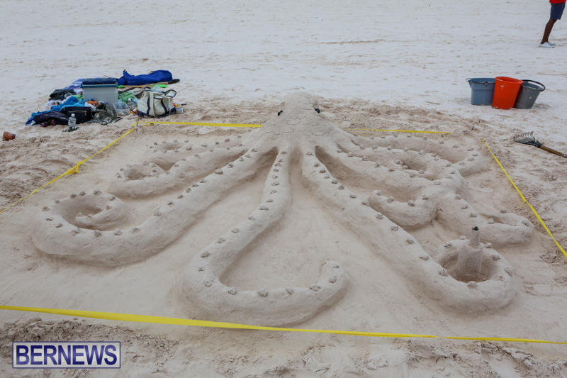 Sand-Sculpture-Competition-Horseshoe-Bay-Beach-Bermuda-September-5-2015-12