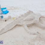 Sand Sculpture Competition Horseshoe Bay Beach Bermuda, September 5 2015-16