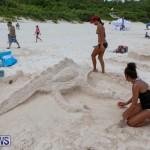Sand Sculpture Competition Horseshoe Bay Beach Bermuda, September 5 2015-17