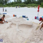 Sand Sculpture Competition Horseshoe Bay Beach Bermuda, September 5 2015-18