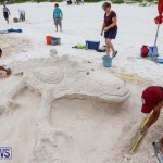 Sand Sculpture Competition Horseshoe Bay Beach Bermuda, September 5 2015-19