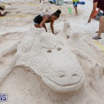 Sand Sculpture Competition Horseshoe Bay Beach Bermuda, September 5 2015-20