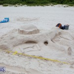 Sand Sculpture Competition Horseshoe Bay Beach Bermuda, September 5 2015-21