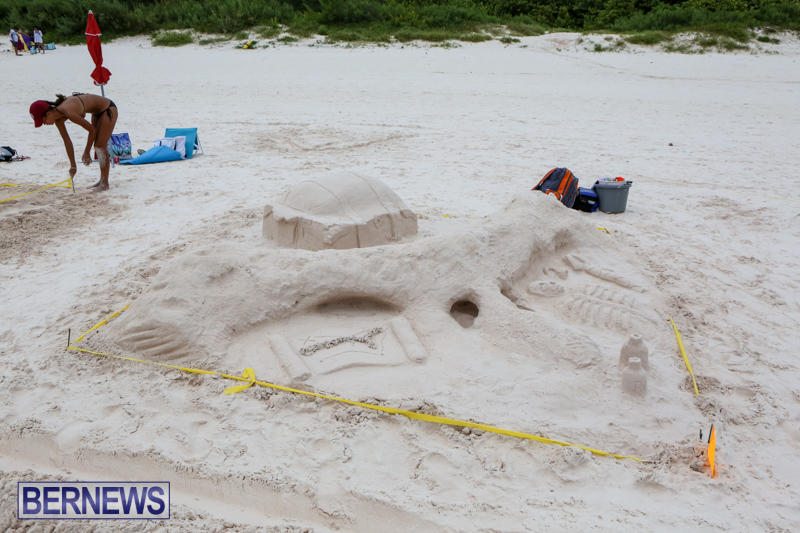 Sand-Sculpture-Competition-Horseshoe-Bay-Beach-Bermuda-September-5-2015-21