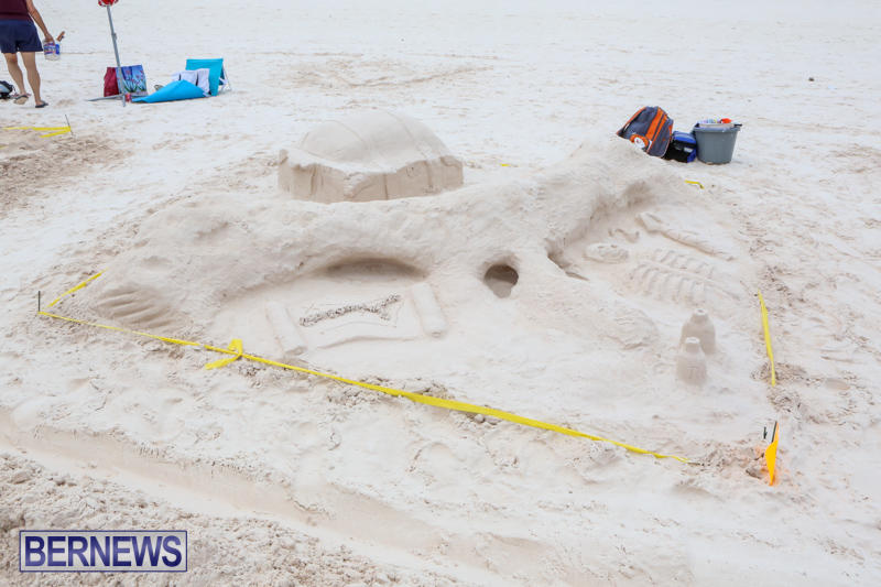 Sand-Sculpture-Competition-Horseshoe-Bay-Beach-Bermuda-September-5-2015-23