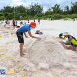 Sand Sculpture Competition Horseshoe Bay Beach Bermuda, September 5 2015-25