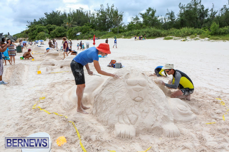 Sand-Sculpture-Competition-Horseshoe-Bay-Beach-Bermuda-September-5-2015-25
