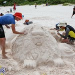 Sand Sculpture Competition Horseshoe Bay Beach Bermuda, September 5 2015-27