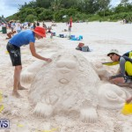 Sand Sculpture Competition Horseshoe Bay Beach Bermuda, September 5 2015-29