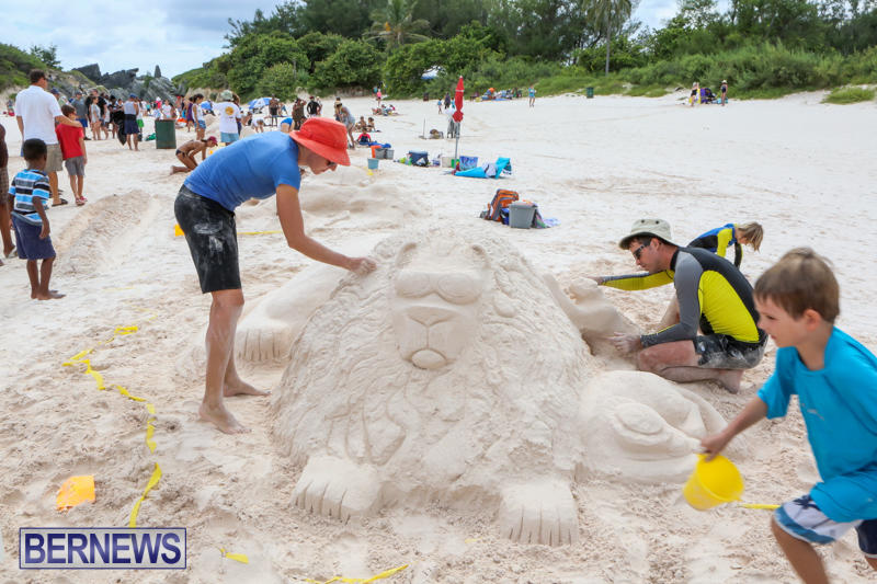 Sand-Sculpture-Competition-Horseshoe-Bay-Beach-Bermuda-September-5-2015-29