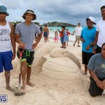 Sand Sculpture Competition Horseshoe Bay Beach Bermuda, September 5 2015-30