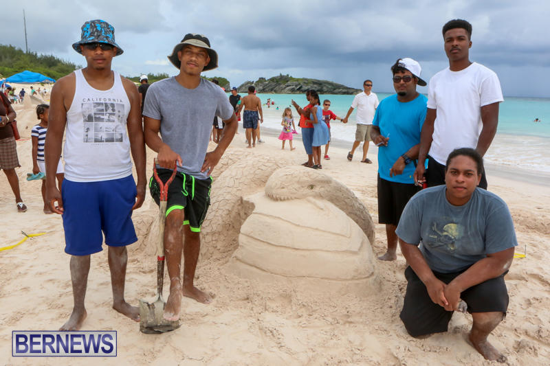 Sand-Sculpture-Competition-Horseshoe-Bay-Beach-Bermuda-September-5-2015-30