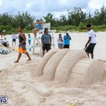 Sand Sculpture Competition Horseshoe Bay Beach Bermuda, September 5 2015-32
