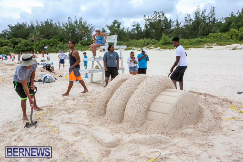 Sand-Sculpture-Competition-Horseshoe-Bay-Beach-Bermuda-September-5-2015-32