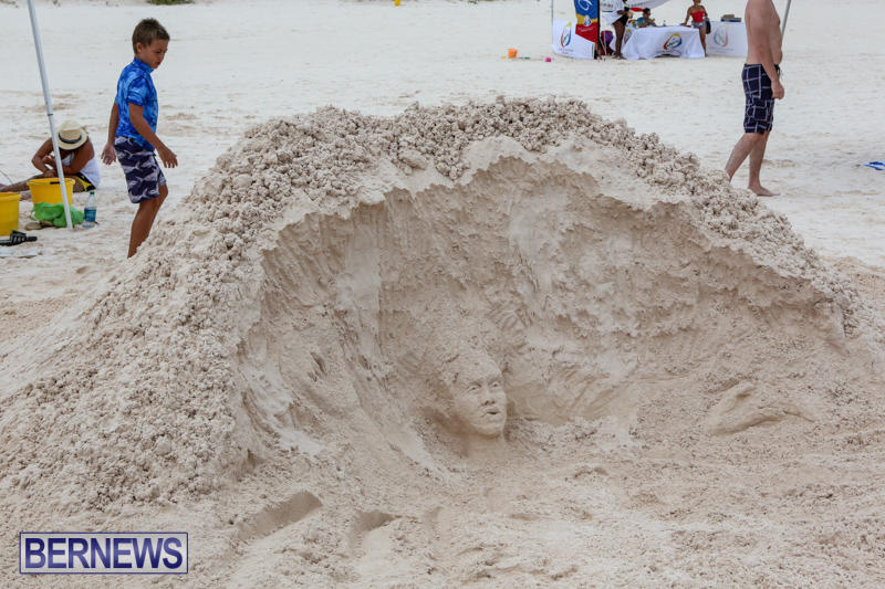 Sand-Sculpture-Competition-Horseshoe-Bay-Beach-Bermuda-September-5-2015-36