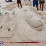 Sand Sculpture Competition Horseshoe Bay Beach Bermuda, September 5 2015-38