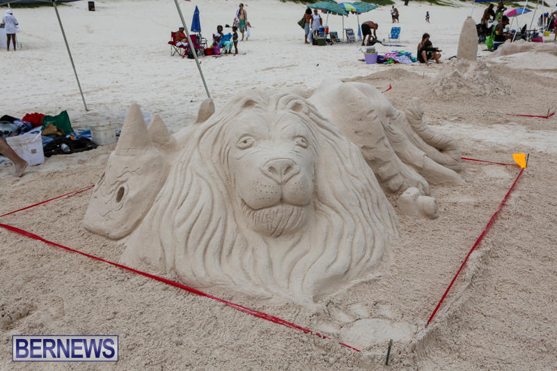 Sand-Sculpture-Competition-Horseshoe-Bay-Beach-Bermuda-September-5-2015-44