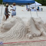 Sand Sculpture Competition Horseshoe Bay Beach Bermuda, September 5 2015-45