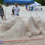 Sand Sculpture Competition Horseshoe Bay Beach Bermuda, September 5 2015-46