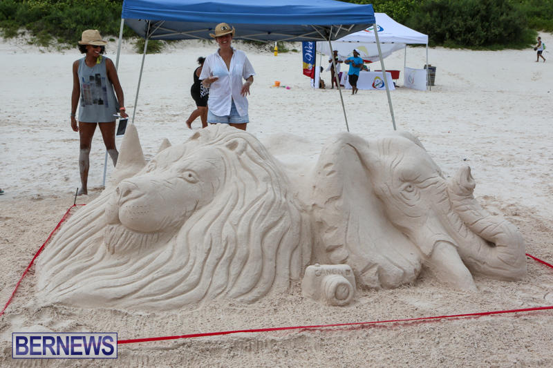 Sand-Sculpture-Competition-Horseshoe-Bay-Beach-Bermuda-September-5-2015-46