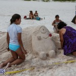 Sand Sculpture Competition Horseshoe Bay Beach Bermuda, September 5 2015-5