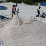 Sand Sculpture Competition Horseshoe Bay Beach Bermuda, September 5 2015-61