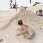 Sand Sculpture Competition Horseshoe Bay Beach Bermuda, September 5 2015-8