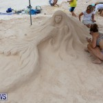 Sand Sculpture Competition Horseshoe Bay Beach Bermuda, September 5 2015-9