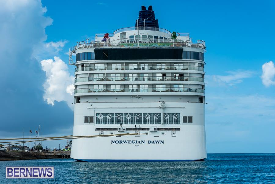 norwegian dawn cruise ship in bermuda 2016