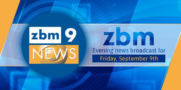 zbm 9 news Bermuda September 9 2016
