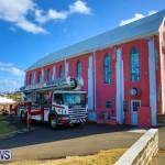 Bermuda Fire & Rescue Service Bethel AME Roof, October 15 2016-1