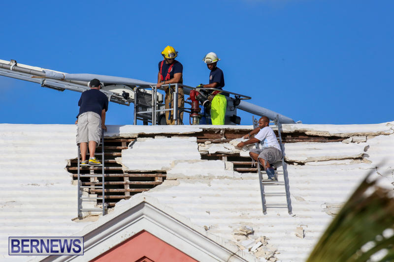Bermuda-Fire-Rescue-Service-Bethel-AME-Roof-October-15-2016-14