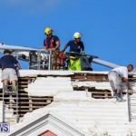 Bermuda Fire & Rescue Service Bethel AME Roof, October 15 2016-15