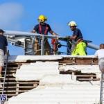 Bermuda Fire & Rescue Service Bethel AME Roof, October 15 2016-17