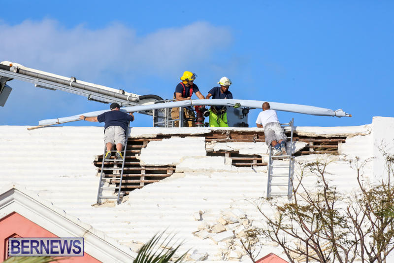 Bermuda-Fire-Rescue-Service-Bethel-AME-Roof-October-15-2016-20