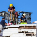 Bermuda Fire & Rescue Service Bethel AME Roof, October 15 2016-23