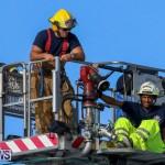 Bermuda Fire & Rescue Service Bethel AME Roof, October 15 2016-25
