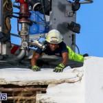 Bermuda Fire & Rescue Service Bethel AME Roof, October 15 2016-27