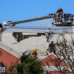 Bermuda Fire & Rescue Service Bethel AME Roof, October 15 2016-29