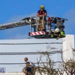 Bermuda Fire & Rescue Service Bethel AME Roof, October 15 2016-31