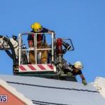 Bermuda Fire & Rescue Service Bethel AME Roof, October 15 2016-34