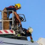Bermuda Fire & Rescue Service Bethel AME Roof, October 15 2016-35