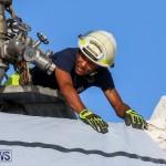 Bermuda Fire & Rescue Service Bethel AME Roof, October 15 2016-36