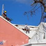 Bermuda Fire & Rescue Service Bethel AME Roof, October 15 2016-8