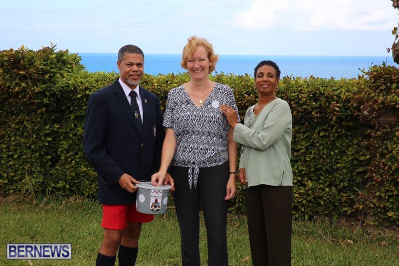 Bermuda Olympic Association Annual Tag Day 01