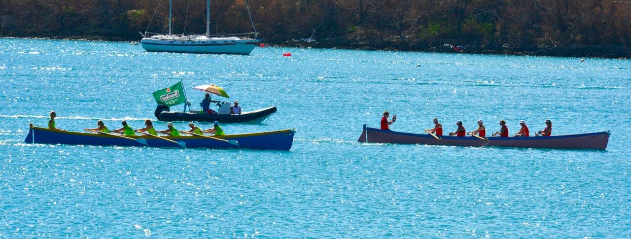 Gig rowing St Georges Bermuda Oct 16 Scott Stallard (2)