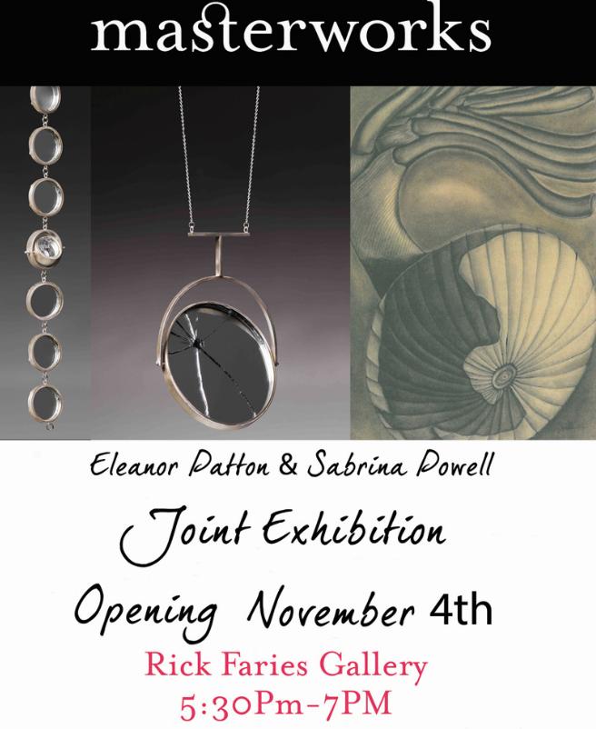 Joint Exhibiton November 2016 Bermuda