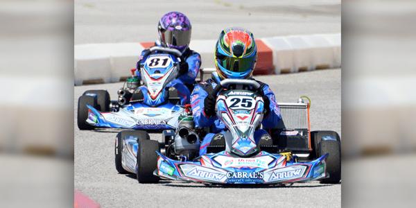 Karting Bermuda October 23 2016 TC