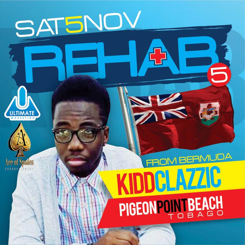 Kidd Clazzic Bermuda October 2016